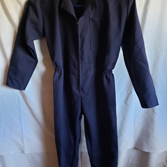 RG Costumes Coveralls Costume Child Small//Size 4-6
